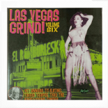 VA. LAS VEGAS GRIND # 6 # LP - Lounge, Rock & Roll, Rhythm & Blues compilation